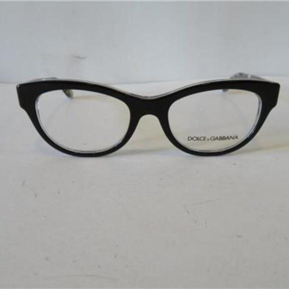 8bec3ab12fef Dolce & Gabbana Accessories - NWOT AUTHENTIC DOLCE & GABBANA CAT EYE GLASSES
